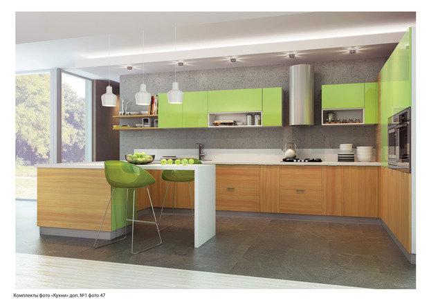 Где выгодно приобрести современную кухню?
