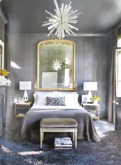 Фотография: Спальня в стиле , Классический, Декор интерьера, DIY, Мебель и свет, Советы, Люстра – фото на InMyRoom.ru