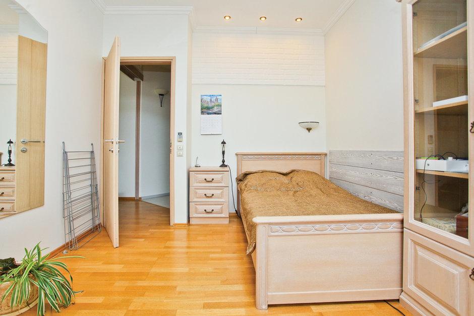 Фотография: Спальня в стиле Прованс и Кантри, Скандинавский, Квартира, Дома и квартиры – фото на InMyRoom.ru