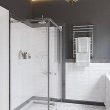 Фото из портфолио Загородный дом о.Сахалин 1 этаж – фотографии дизайна интерьеров на INMYROOM