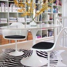 Фотография: Кабинет в стиле Современный, Классический, Декор интерьера, Дизайн интерьера, Цвет в интерьере – фото на InMyRoom.ru