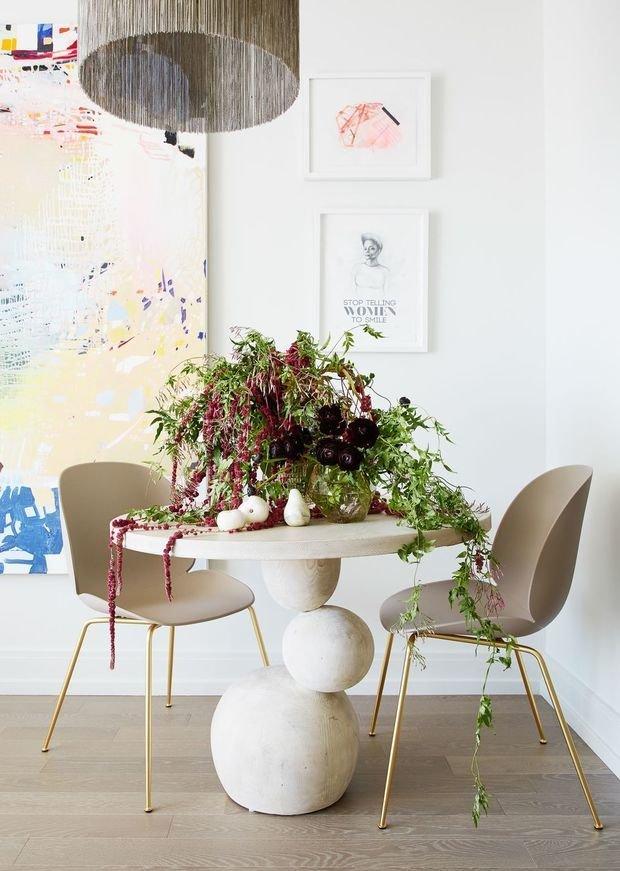 Фотография: Кухня и столовая в стиле Эко, Декор интерьера, Малогабаритная квартира, Квартира, Нью-Йорк, Гид – фото на INMYROOM