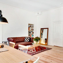 Фото из портфолио 2:a Södermalm – фотографии дизайна интерьеров на INMYROOM