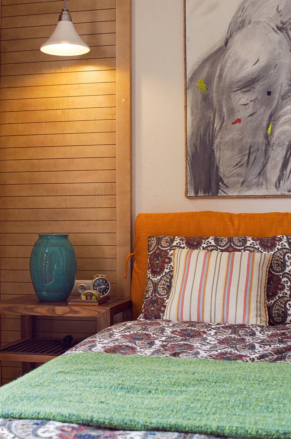 Фотография: Спальня в стиле Прованс и Кантри, Лофт, Квартира, Дома и квартиры – фото на InMyRoom.ru