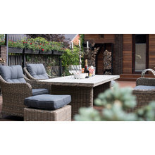 Комплект садовой мебели из ротанга Сардиния