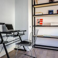 Фотография: Кабинет в стиле Лофт, Современный, Квартира, Дом, Минимализм, Проект недели – фото на InMyRoom.ru
