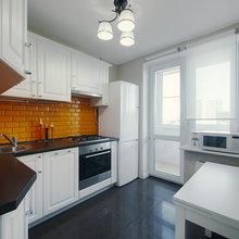 Фото из портфолио Маленькая квартира для аренды – фотографии дизайна интерьеров на InMyRoom.ru