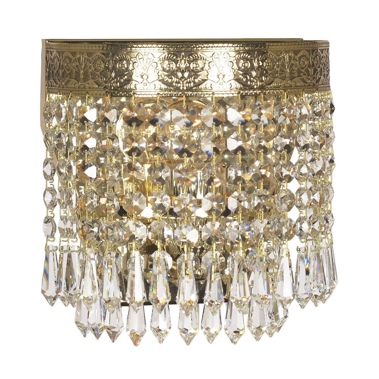 Купить со скидкой Настенный светильник Arti Lampadari Santa