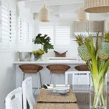 Фотография: Кухня и столовая в стиле Кантри, Восточный, Декор интерьера, Декор дома, Плетеная мебель – фото на InMyRoom.ru