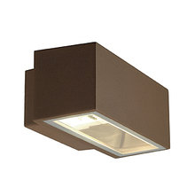 Уличный настенный светильник SLV Box