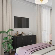 Фото из портфолио Апартаменты ЖК MONODOM – фотографии дизайна интерьеров на INMYROOM