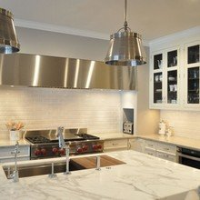Фотография: Кухня и столовая в стиле Лофт, Советы, Ремонт, Ремонт на практике – фото на InMyRoom.ru