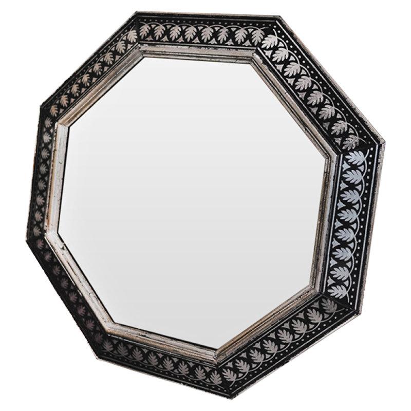 Настенное зеркало Silver Ornaments