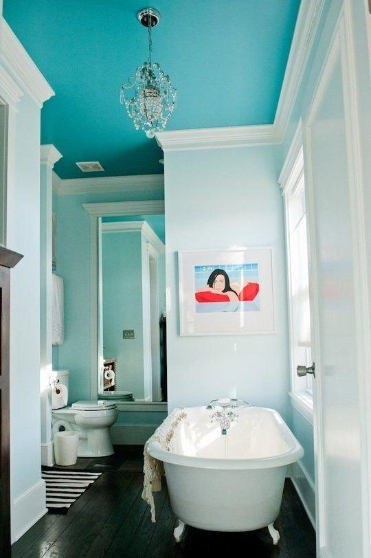 Фотография: Ванная в стиле Прованс и Кантри, Эклектика, Декор, Советы, Ремонт на практике – фото на InMyRoom.ru