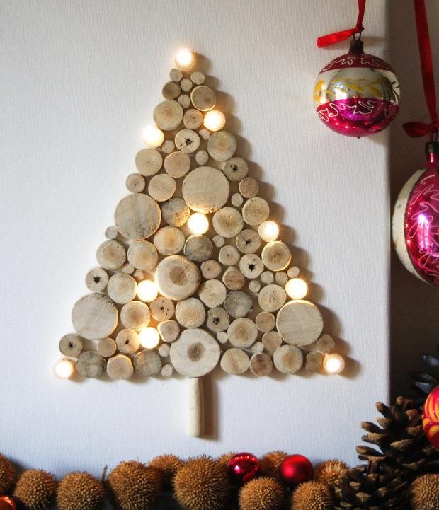 Фотография: Декор в стиле Прованс и Кантри, Декор интерьера, Праздник, Новый Год – фото на InMyRoom.ru