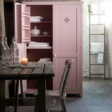 Фотография: Кухня и столовая в стиле Кантри, Декор интерьера, Декор, Розовый – фото на InMyRoom.ru