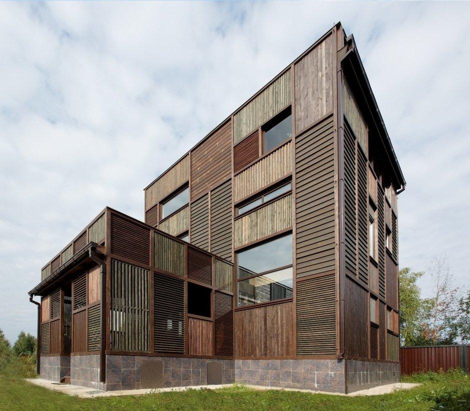 Фотография: Архитектура в стиле , Дом, Дома и квартиры, Проект недели, Дача – фото на InMyRoom.ru