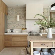 Фотография: Прихожая в стиле Лофт, Скандинавский, Кухня и столовая, Декор интерьера – фото на InMyRoom.ru