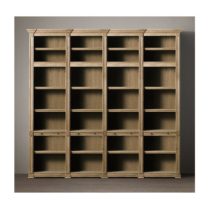 Шкафы для библиотеки.