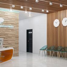 Фото из портфолио Офисы, Санкт-Петербург – фотографии дизайна интерьеров на INMYROOM