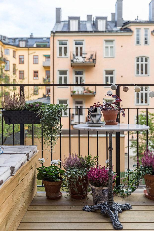 Фотография: Балкон в стиле Прованс и Кантри, Советы, балкон в квартире, Leroy Merlin, балкон летом – фото на INMYROOM