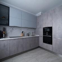 Фото из портфолио Интерьер кухни 10 кв.м. – фотографии дизайна интерьеров на INMYROOM