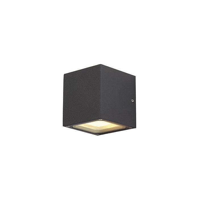 Уличный настенный светильник  SLV Sitra Cube