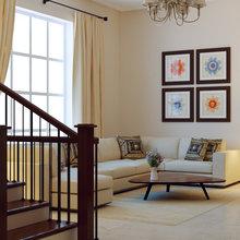Фото из портфолио 4 Duplex project – фотографии дизайна интерьеров на INMYROOM