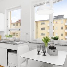 Фото из портфолио 8 Rindögatan 5, Gärdet – фотографии дизайна интерьеров на InMyRoom.ru