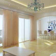 Фото из портфолио Apartment 1 – фотографии дизайна интерьеров на InMyRoom.ru