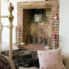 Фотография: Декор в стиле Кантри, Декор интерьера, Декор дома, Камин – фото на InMyRoom.ru