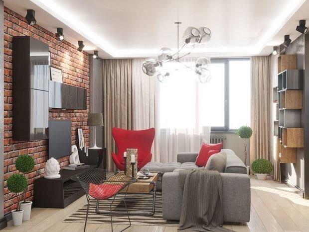 Дизайн: «Уютная квартира».