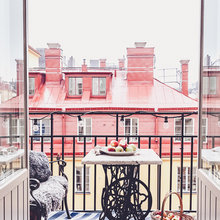 Фото из портфолио Östgötagatan 68, SÖDERMALM – фотографии дизайна интерьеров на InMyRoom.ru