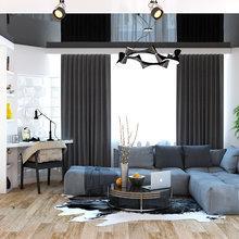 Фото из портфолио Дизайн гостиной в современном стиле – фотографии дизайна интерьеров на InMyRoom.ru
