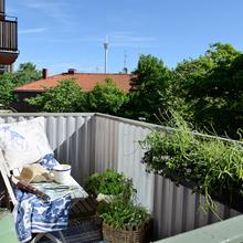 Фотография: Балкон, Терраса в стиле Кантри – фото на InMyRoom.ru