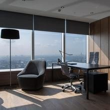 """Фото из портфолио Офис в Москва-Сити Башня """"Империя"""" – фотографии дизайна интерьеров на INMYROOM"""
