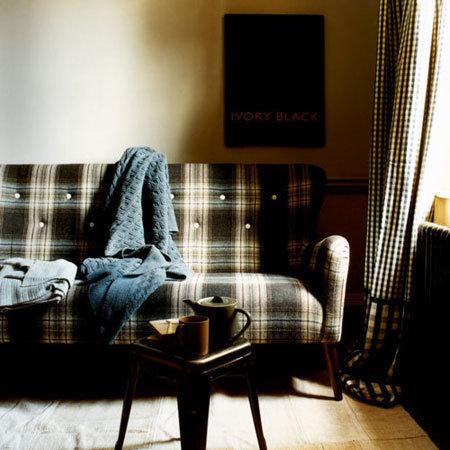 Фотография: Гостиная в стиле Прованс и Кантри, Декор интерьера, Декор дома, Прованс, Пол – фото на InMyRoom.ru