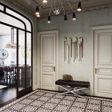 Фото из портфолио Квартира в Стамбуле – фотографии дизайна интерьеров на INMYROOM
