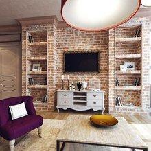 Фото из портфолио Квартира, г.Киев 105 м.кв. – фотографии дизайна интерьеров на InMyRoom.ru