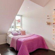 Фотография: Детская в стиле Кантри, Декор интерьера, Квартира, Дома и квартиры, Пентхаус, Стокгольм, Мансарда – фото на InMyRoom.ru