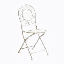 Складной стул «Монсо» (белый антик)