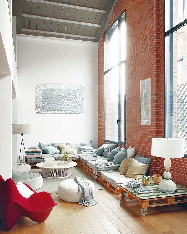 Фотография: Гостиная в стиле Лофт, Декор интерьера, DIY – фото на InMyRoom.ru
