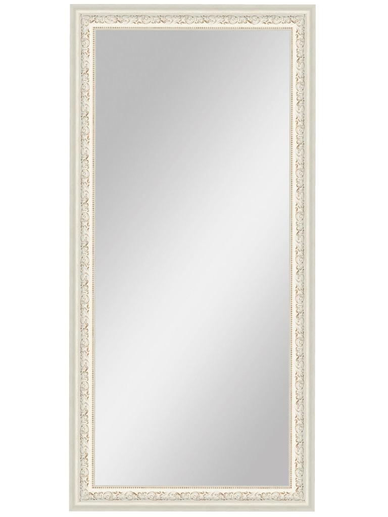 Купить Зеркало напольное в белой раме, inmyroom, Россия
