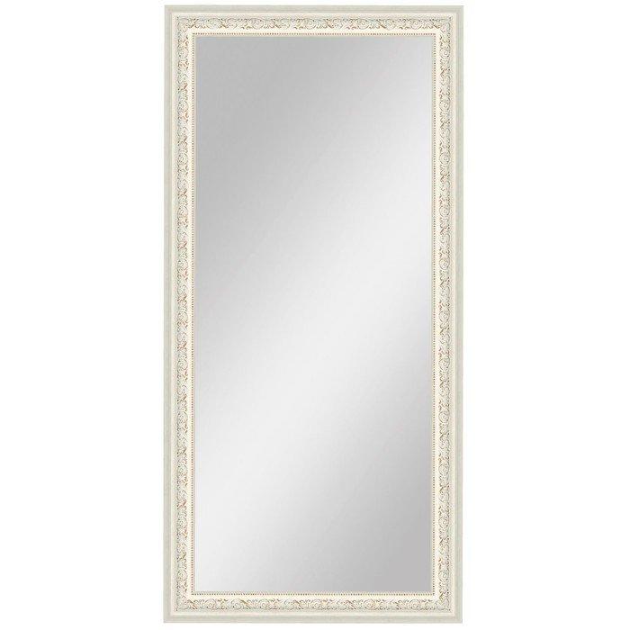 8ceebd96cef6 Зеркало напольное в белой раме — купить по цене 11500 руб в Москве ...