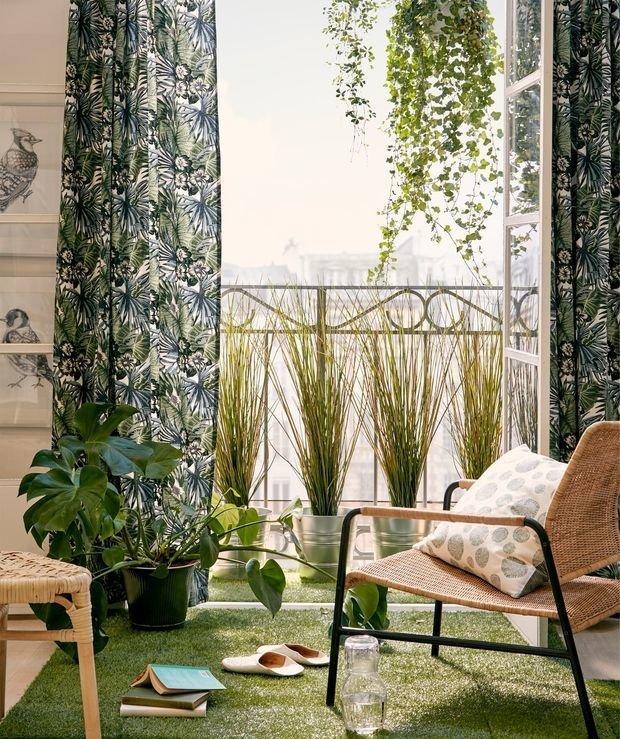 Фотография: Балкон в стиле Эко, Советы, Сад, маленький сад, мини-огород на балконе, ИКЕА, идеи для сада – фото на INMYROOM