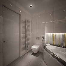 Фото из портфолио Интерьер двухкомнатной квартиры на Варшавской – фотографии дизайна интерьеров на InMyRoom.ru