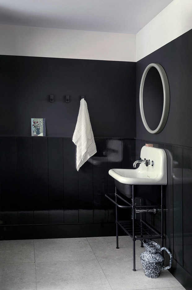 Фотография: Ванная в стиле Прованс и Кантри, Вдохновение – фото на INMYROOM