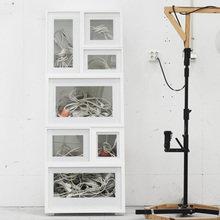 Фотография: Мебель и свет в стиле Кантри, Скандинавский, Современный – фото на InMyRoom.ru