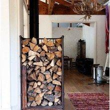 Фотография: Прихожая в стиле Скандинавский, Декор интерьера, DIY, Дом, Декор дома, Камин – фото на InMyRoom.ru