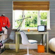 Фотография: Офис в стиле Скандинавский, Современный, Эклектика, Квартира, Дома и квартиры, Поп-арт – фото на InMyRoom.ru